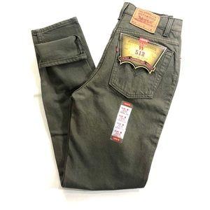 Vintage Levi's 512 Women Jeans